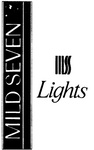 MILD SEVEN LIGHTS IS