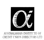 AI  AUSTRALASIAN INSTITUTE OF CREDIT UNION DIRECTORS LTD