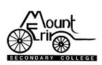 MOUNT ERIN SECONDARY COLLEGE