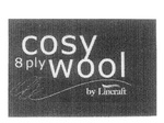 COSY 8 PLY WOOL BY LINCRAFT